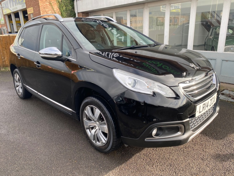 View PEUGEOT 2008 1.2 82BHP ALLURE 5DR AIR CON